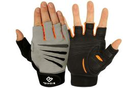 Bionic Men's Half-Finger Cross Training Glove - NEW!