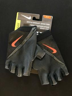 Nike Men's Havoc Cross Training Gloves Size M Black/Anthraci
