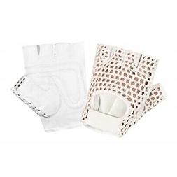 kango mesh leather weight lifting padded gloves fitness cycl