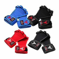 New Fitness Gloves Gym Body Building Weight Lifting Workout