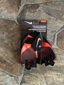 New!! Nike Men's Core Lock Training Gloves 2.0!!