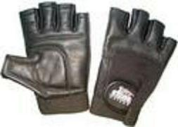 NEW MENS  RAW POWER FUSION TRAINING FITNESS GLOVES weightli