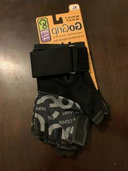 New Men's  Go-Fit Go-Grip Training Gloves Size XL X-Large