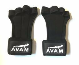 NEW Mava Sports Weight Lifting Gloves Silicone Grip