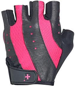 Harbinger Pro Non-Wristwrap Weightlifting Gloves with Vented