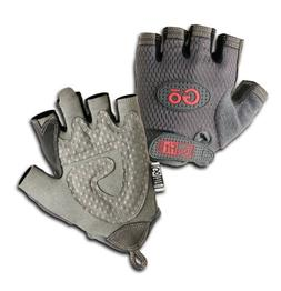 GoFit Women's Pearl-Tac Weightlifting Glove with Training CD
