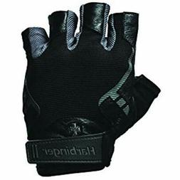 Pro Non-Wristwrap Weightlifting Gloves With Vented Cushioned