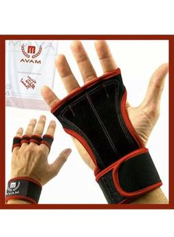 Mava Sports PRO SILICONE Padded Gloves W Integrated Wrist Wr