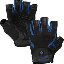 Harbinger Pro Weight Lifting Gloves - Blue