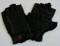 Nike Renegade Training Gloves Jordan Men's Large Black/Anthr