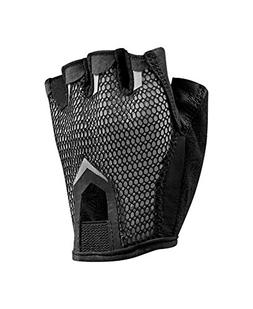 Under Armour Women's Resistor Training Gloves, Black , Large