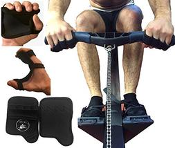 2K Fit Rowing Machine Gloves - Hand Grips Made Rowing, Weigh