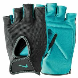 NIKE Short Finger Training Gloves Mens Women's Gym Crossfit