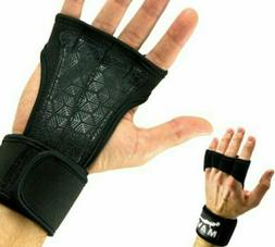 Mava Sports Cross Training Gloves with Wrist Support, Small