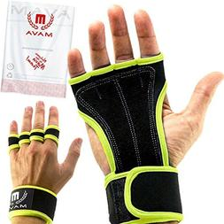Mava Sports Small Cross Training Gloves with Wrist Support L