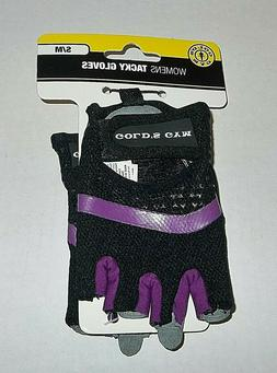 Gold's Gym Women's Tacky Half-finger Weight Lifting Gloves
