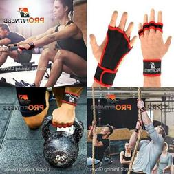 training gloves men wrist support workout weight