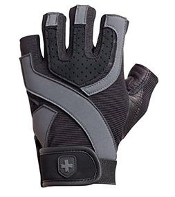 Harbinger Training Grip Non-Wristwrap Weightlifting Gloves w