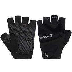 Trideer Ultralight Workout Gloves, Flexible Gym Gloves with