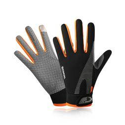 UNISEX Cycling Full-fingered Gloves Outdoors Non-slip Sports