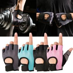 Unisex Fitness Gloves Dumbbell Weight Lifting Training Breat