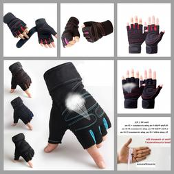 Unisex Weight Lifting Gloves For Sport Gym Fitness Training