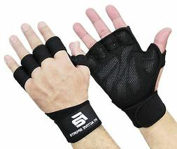 ventilated lifting gloves
