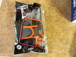 Mava Sports Ventilated Workout Gloves with Wrist Wraps and F