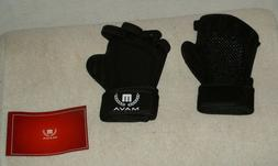 ventilated workout training support gloves w wrist