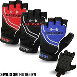 Weight Lifting Body Building Gloves Training Fitness Sports