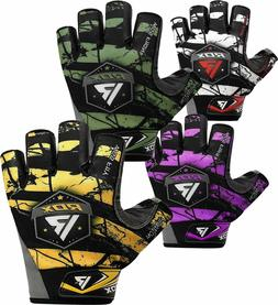 weight lifting gloves body building gym glove