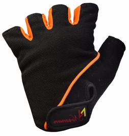 weight lifting gloves gym exercise fitness padded