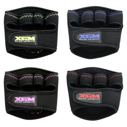 Weight Lifting Gloves Gym Training MRX Hand Grips Pads Worko
