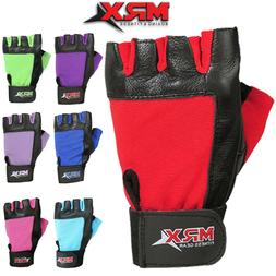 Weight Lifting Gloves Men & Women Fitness Gym Training Genui