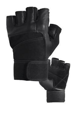Weight Lifting Gloves With Wrist Support For Gym Workout, Cr