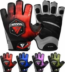 RDX Weight Lifting Gloves Workout Gym Wrist Support Training
