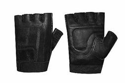 Prime Sports Weight Lifting Leather Padded Multi Purpose Glo