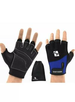ProFitness Weight Lifting Workout Gloves - W/Non-Slip