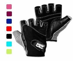 RIMSports Weightlifting Gloves w/Washable - Premium Gym Glov