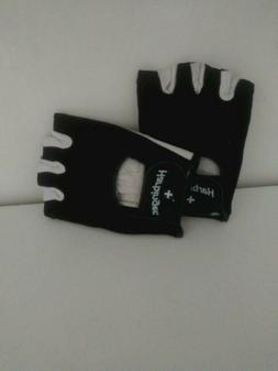 HARBINGER womans,  work out gloves,  new in package  FREE SH