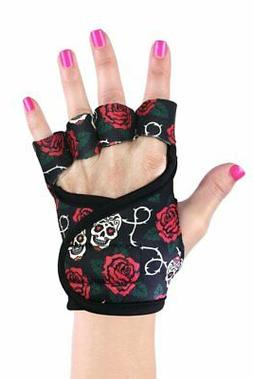 Women's Best Gym Workout Weightlifting Gloves by G-Loves - 1