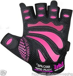 WOMEN'S FIT WEIGHT LIFTING MIMI GLOVES Ladies Gym Workout Cr