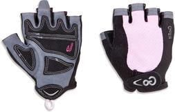 Womens GoFit Elite Weight Lifting Training Gloves & CD Gel P