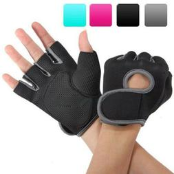 Work Out Gloves Women Men Weight Lifting Gym Sport Exercise