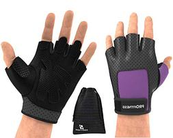 Workout gloves weight gloves exercise gloves for women rowin