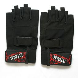 Trideer Workout Gloves Fits 7.1-7.7 inches Mens Medium or Wo