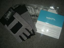 Trideer Workout Gloves Full Palm Protection & Extra Grip Row