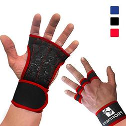 ProFitness Workout Gloves with Straps Best Workout Glove for