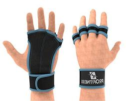 ProFitness Workout Gloves Weight Lifting Gloves Gym Gloves M