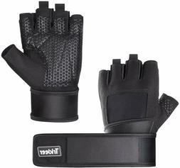 Trideer Workout Gloves Medium Fits 7.1 - 7.7 inches For Men